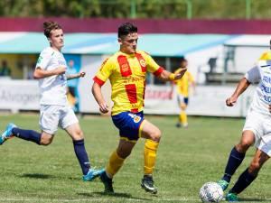 Juniorii Sucevei au fost sac de bătaie în prima etapă de campionat
