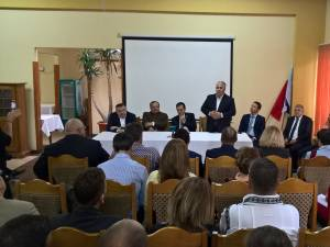 Liberalii din diasppora s-au întâlnit la Suceviţa cu liderii din România