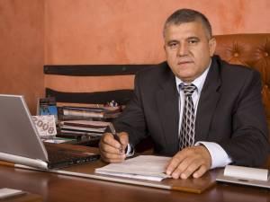 Dumitru Mihalescu şi-a inaugurat oficial noul cabinet parlamentar