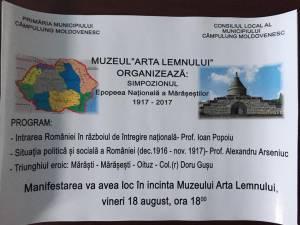 Comemorarea Centenarului