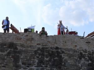 Deschiderea oficiala a festivalului de Artă Medievala Stefan cel Mare