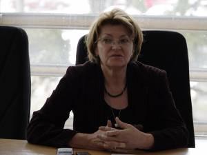 Purtătoarea de cuvânt a Direcţiei Generale de Asistenţă Socială şi Protecţia Copilului (DGASPC) Suceava, Nicoleta Daneliuc
