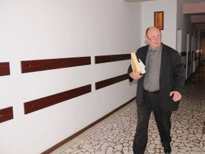 Primarul de Scheia, Vasile Andriciuc