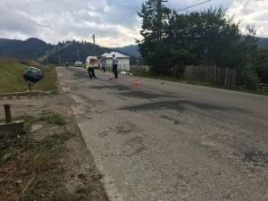 Accidentul de la Panaci în care o femeie de 45 de ani şi pe nepoata ei, în vârstă de 5 ani, și-au pierdut viața