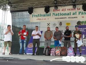Concurs naţional de pescuit cu muscă artificială
