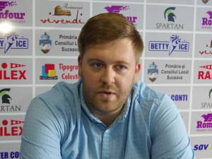 Andrei Ciutac, președintele Consiliului de Administrație al clubului Foresta Suceava