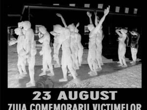 """""""23 august - Ziua comemorării victimelor fascismului şi comunismului"""", la Biblioteca Bucovinei"""