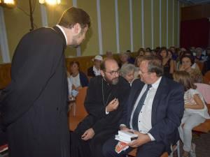Gheorghe Flutur a fost prezent la Festivalul de Teatru pentru Tineret din Fălticeni