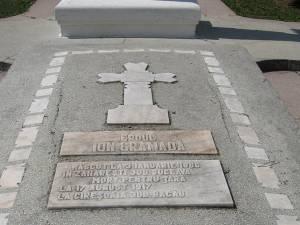 Ion Grămadă şi eroii din Primul Război Mondial, omagiaţi duminică în cimitirul Pacea