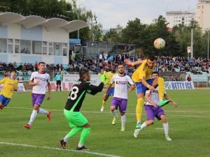 Foresta a pierdut la doar două goluri diferenţă disputa cu FC Argeş de pe Areni