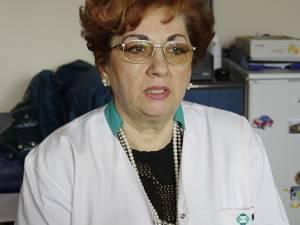 Dr. Irina Badrajan, secretarul Colegiului Medicilor Suceava