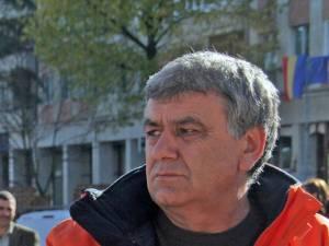 Fostul primar Marian Ionescu (mandatul 2000 - 2004), devenit recent preşedinte al Consiliului de Administraţie de la TASA