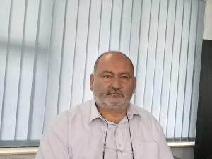 Inspectorul-şef al Serviciului Control în Sănătate Publică Suceava, dr. Dinu Sădean