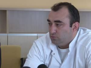 Purtătorul de cuvânt al Spitalul de Urgenţă Suceava, Dragoş Vicoveanu