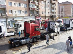 Transportatorii din judeţul Suceava sunt pregătiţi să organizeze noi proteste