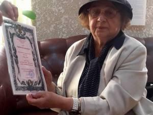 Donația a fost făcută de soția regretatului profesor, Floarea Tofan