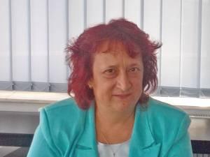 Directorul DSP Suceava, dr. Cătălina Zorescu