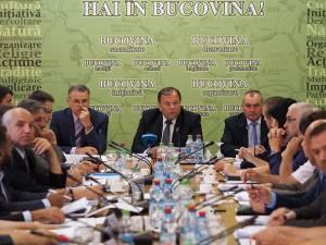 Sala în care se desfăşoară şedinţele Consiliului Judeţean va fi modernizată