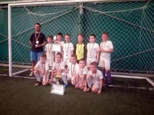 Juniorii de la Cenizia Rădăuţi au câştigat Cupa Play la Bacău