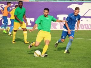 Wilhem Renquin a debutat ieri în tricoul Forestei