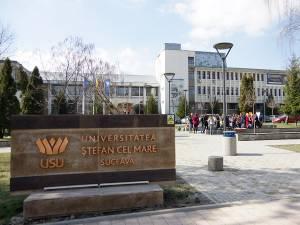 """Specializarea """"Poliţie locală"""" a adunat cei mai mulţi candidaţi la admiterea de la Universitatea Suceava"""