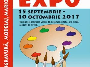 """Expoziţia Atelierelor """"Din secretele maeştrilor – lumină şi culoare"""" se deschide vineri, la Muzeul de Istorie"""
