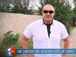 Ștefan Stroe, reporterul care a făcut materialul în care două cartiere ale Sucevei sunt prezentate ca zone în care infractorii îşi fac de cap
