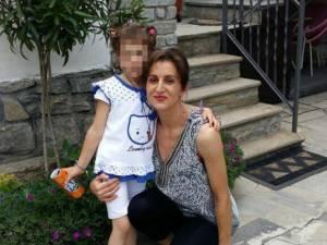 """Alina Mihaela Olaru cu fiica ei, într-o poză denumită de mamă """"Zâna mea frumoasă"""""""