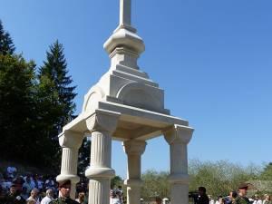 Monumentul închinat lui Ioan Grosaru și celorlalţi eroi din Păiseni