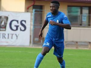 Ibrahim Jamilu a deschis scorul în minutul 34