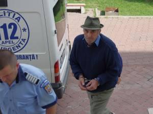 Gheorghe Magazin a fost arestat ieri de magistraţii de la Tribunalul Suceava pentru o perioadă de 30 de zile