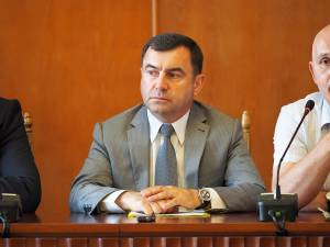 Preşedintele CCI Suceava, Nicolae Troașe
