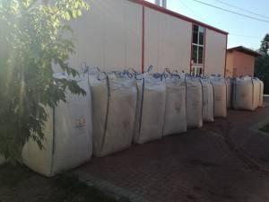Holzindustrie Schweighofer a donat 70 de tone de peleti Spitalului de Boli Cronice din Siret
