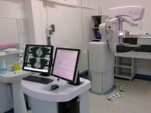 Cel mai nou mamograf achiziţionat de Spitalul de Urgența Suceava