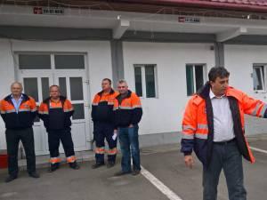 Protest la Serviciul Judeţean de Ambulanţă Suceava