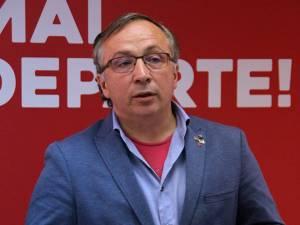 Preşedintele interimar al Organizaţiei Municipale Suceava a PSD, Dan Ioan Cuşnir