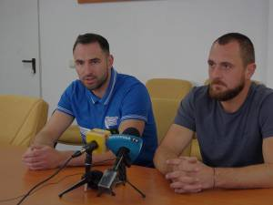 Florin Ciubotariu şi Adrian Chiruţ