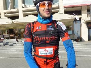 Constantin Lucuţar, ciclistul care a avut ideea de a parcurge 1.000 de km în timp record
