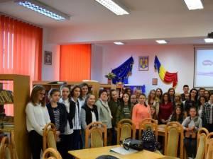 Ziua Internațională a Educației, marcată la Liteni