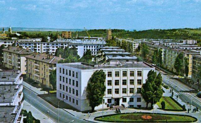 Apariţia cartierelor Arini şi George Enescu pe harta municipiului Suceava