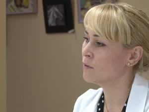 Coordonatorul centrului, medicul epileptolog Ana Miron