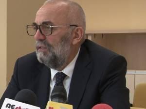 """Managerul Spitalului de Urgenţă """"Sfântul Ioan cel Nou"""" din Suceava, Vasile Rîmbu"""