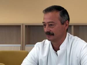 """Șeful secţiei Neurochirurgie a Spitalului de Urgenţă """"Sfântul Ioan cel Nou"""" din Suceava, dr. Anatolii Buzdugan"""