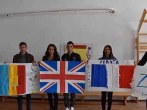 """Ziua Erasmus, la Centrul Școlar de Educație Incluzivă """"Sf. Andrei"""" Gura Humorului"""
