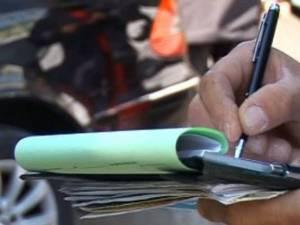 Sancţiuni în valoare de peste 80.000 lei aplicate de poliţişti în cadrul unei acţiuni pe linie economică Foto maramedia.ro