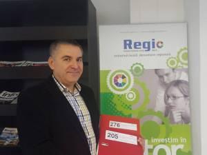 Adrian Popoiu a semnat contractele de finanţare pentru două proiecte europene