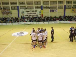 Universitatea a reușit doar un punct, în meciul de pe teren propriu cu CSM Focșani