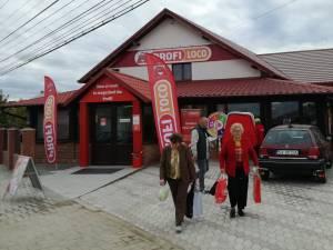 Magazin Profi inaugurat joi la Tișăuți