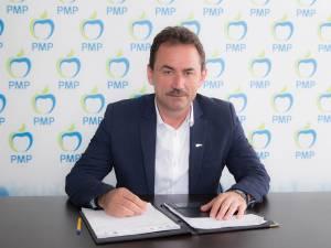 Marian Andronache va candida pentru şefia PMP Suceava