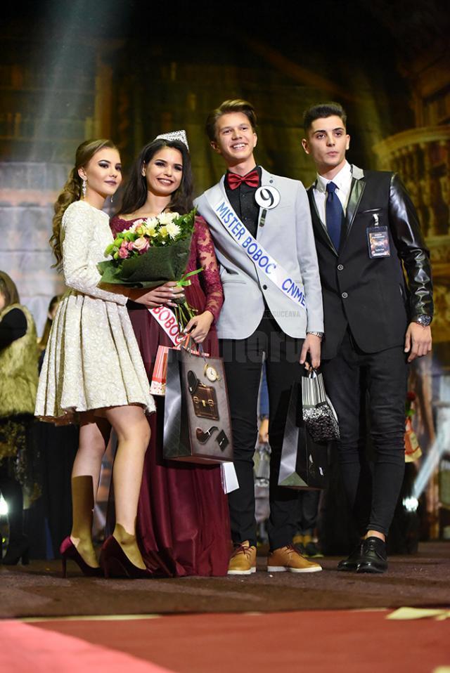 """Miss și Mister Boboc 2017 la Colegiul Național """"Mihai Eminescu"""""""